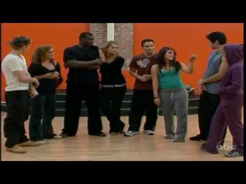 """WK-7 """"Team Paso Tango Rehearsal""""  11-2-09"""