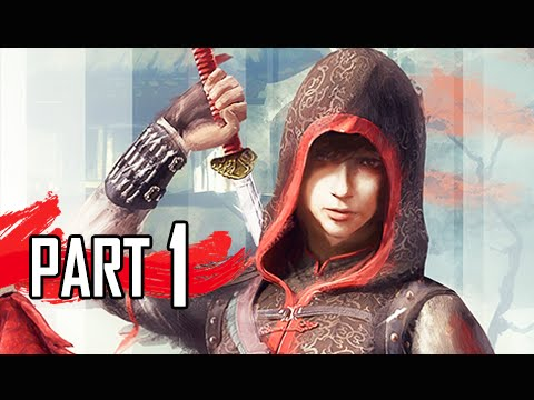 Assassin's Creed Chronicles China Walkthrough Part 1 - Shao Jun - The Escape (Let's Play Commentary)