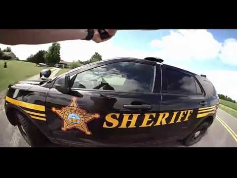 Bodycam footage from Delaware County deputy involved fatal shooting