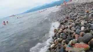 Пляж Батуми(Пляж Батуми одной из главных достопримечательностей Батуми является знаменитый городской галечный пляж..., 2015-09-30T17:12:47.000Z)
