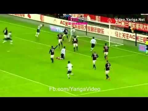 LIVE : AC Milan 0   1 Udinese Pablo Armero 7 2 2016