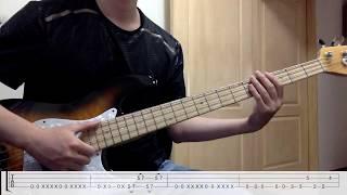 Bass slap教學-入門練習TAB譜 by 有聲音 part1