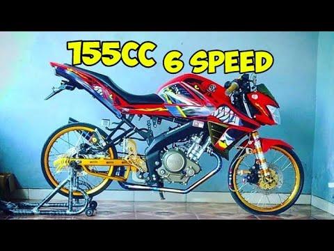 Modifikasi Vixion R Jari Jari Street Racing