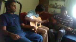 New York Nagaram acoustic version..