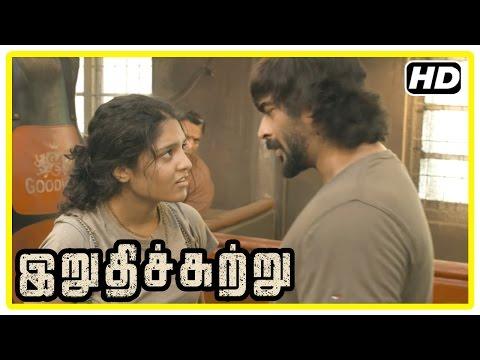 Irudhi Suttru Latest Tamil Movie | Ritika Singh Scenes | Vol 1 | R Madhavan | Nasser | Radha Ravi