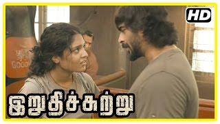 Irudhi Suttru Latest Tamil Movie   Ritika Singh Scenes   Vol 1   R Madhavan   Nasser   Radha Ravi