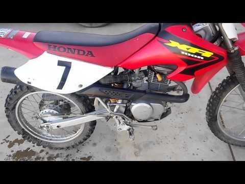 2003 Honda XR100   Doovi