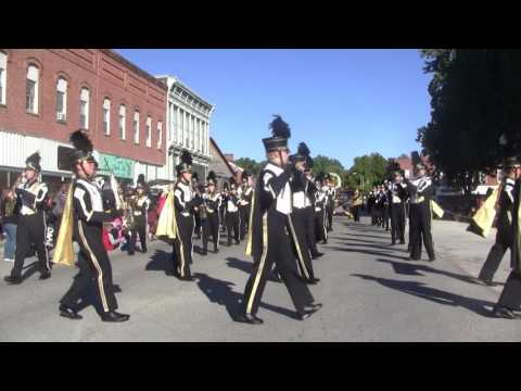 Fayette CMU Band Day 2016 - Leeton High School