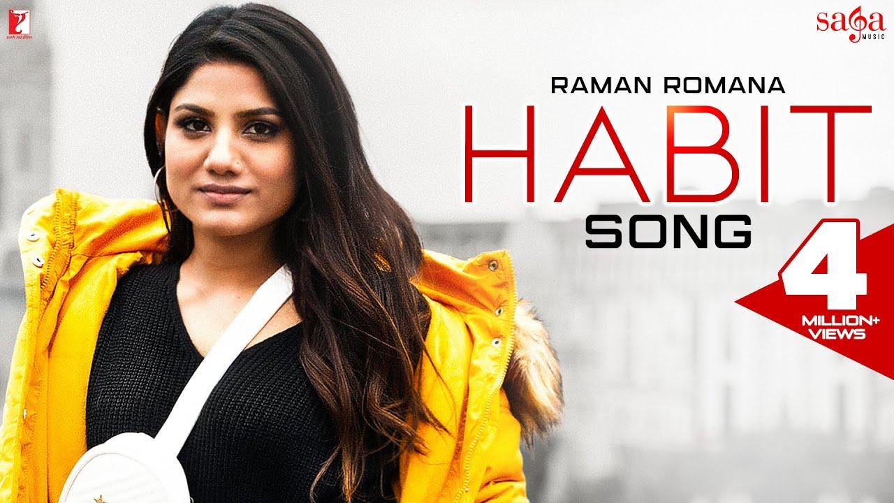 Habit | Raman Romana | The Boss | Shivjot | Official Video | New Punjabi Song 2020 | New Song