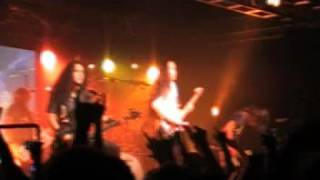 Dragonforce Live - Operation Ground and Pound - Belfast Mandela Hall 11/10/08 [High Quality]