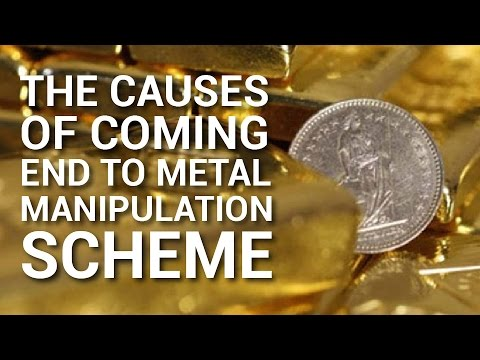 The Causes of Coming End to Metal Manipulation Scheme - David Jensen Interview