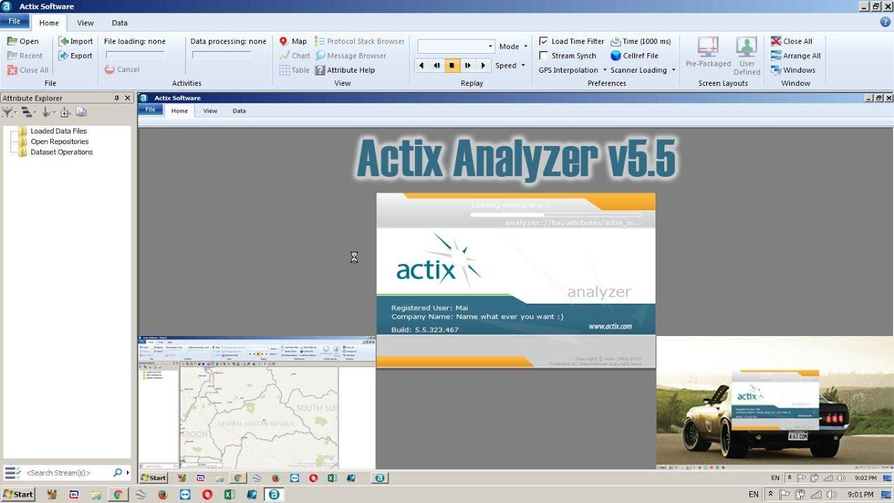 Actix analyzer keygen