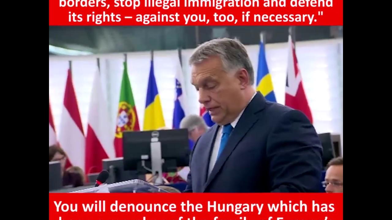 Afbeeldingsresultaat voor Nederlands parlement gek geworden over hongarije