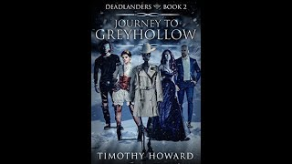From Krimson's Library: Journey to Greyhollow Review