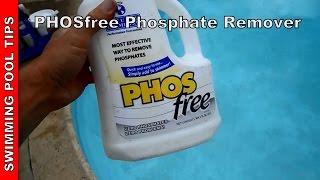 PHOSfree: Phosphate Remover, Algae Treatment