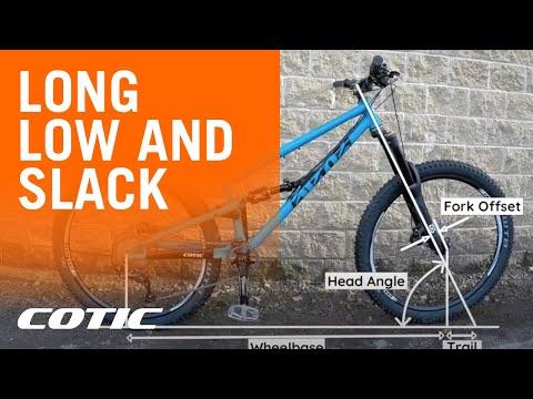 Long, Low & Slack, Cy Talks Modern Mountain Bike Geometry