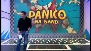Pânico Na Band 17/06/2012 - Programa Completo - Parte 5/10