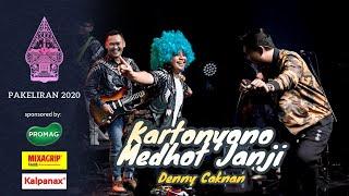 Denny Caknan - Kartonyono Medhot Janji (Live Konser Pakeliran 2020)