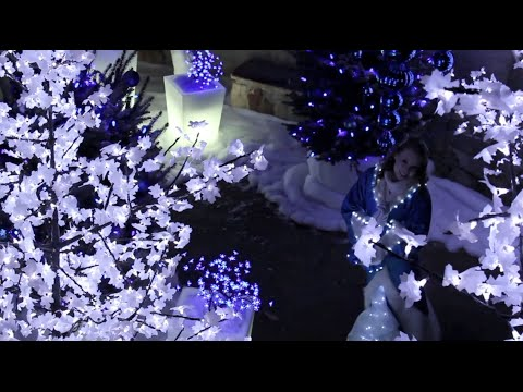 Rock City - CHRISTMAS TIME - Enchanted Garden of Lights