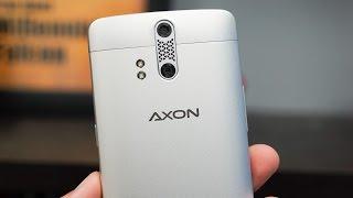 ZTE Axon Unboxing & Impressions!