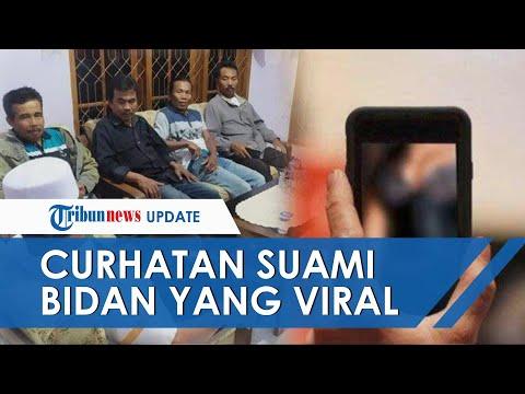 Suami Dari Bidan Pemeran Video Syur Dengan Dokter Di Jember Buka Suara, HW: Anak Juga Kena Imbasnya