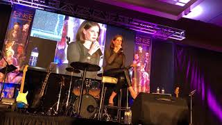 Rebecca Mader OUAT Vancouver 2018 Main Panel Part 2