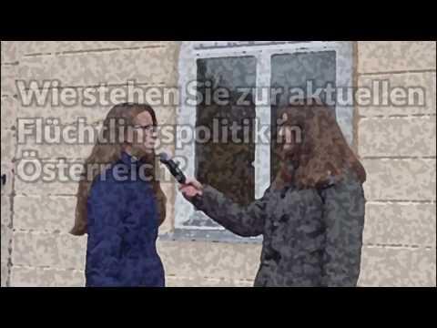 Bischöfliches Gymnasium Graz: Thema Flüchtlinge