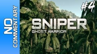 "Sniper: Ghost Warrior - Mission 3 ""Dangerous Grounds"" Gameplay / Walkthrough XBOX PS3 PC"