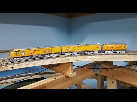 Scale Trains GTEL 8500 (Big Blow) Review