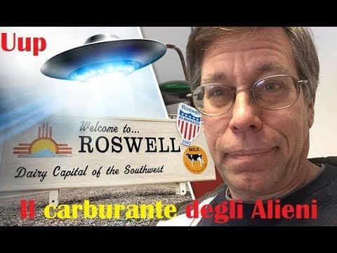 Uup: Il carburante degli Alieni! ( UNUNPENTIUM ELEMENTO 115)