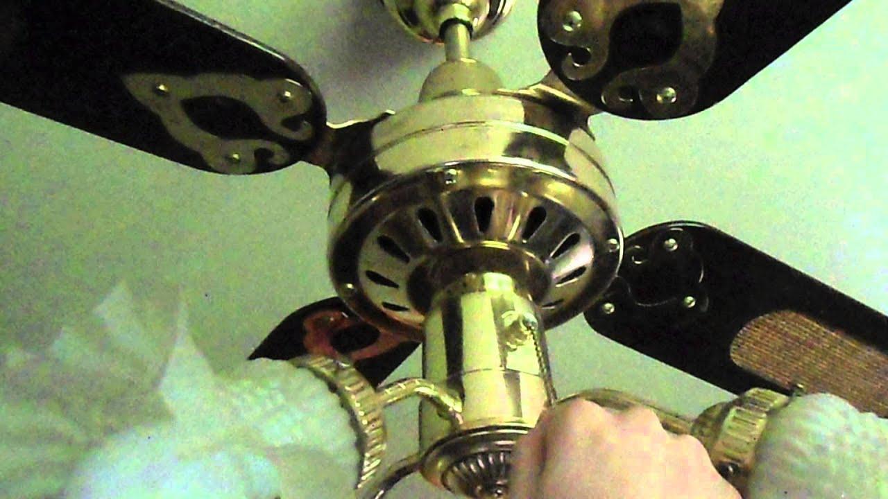 46 Commander Electrical Corporation CEC Ceiling Fan