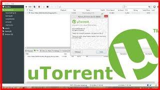 Как скачать и установить программу utorrent