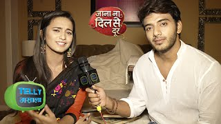 Atharv Becomes REPORTER for Vividha | Jaana Na Dil Se Door |  Exclusive Interview
