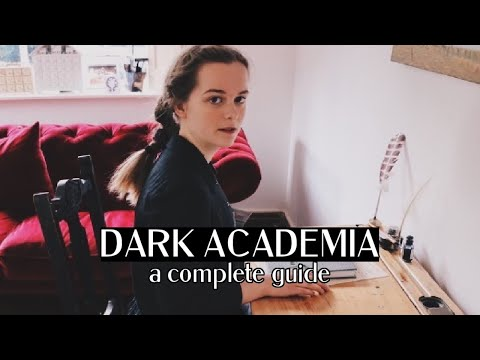 dark academia: everything you need to know (inc. outfits & book/film/music recommendations)