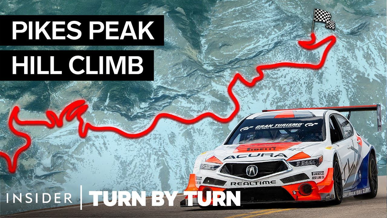 Why Pikes Peak Is The Most Dangerous Race Track In America   Turn By Turn