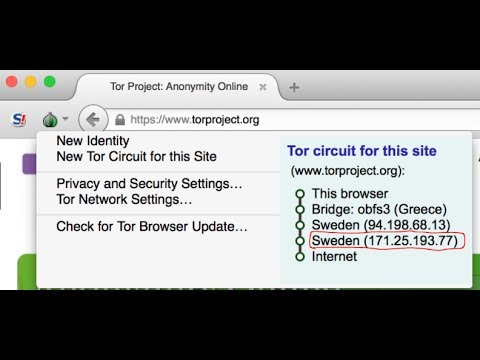Change the IP Address of Tor Browser to a Specific Country