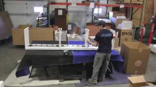 Credenza Assembly