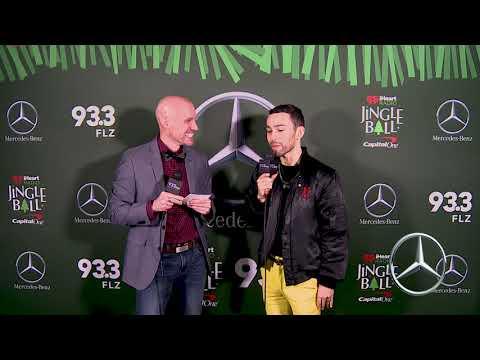 Brian Fink - WATCH: MAX Backstage At 93.3FLZ's Jingle Ball