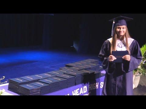 Hilton Head Island High School Graduation 2020