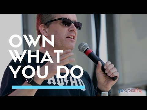 Own What You Do | Peter Shankman, HARO (Help A Reporter Out) | Propelify Festival