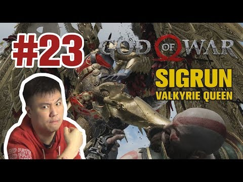 PERSIAPAN TERAKHIR !! LAWAN 9 SECRET BOSS VALKYRIES !! - God of War [Indonesia] PS4 #23
