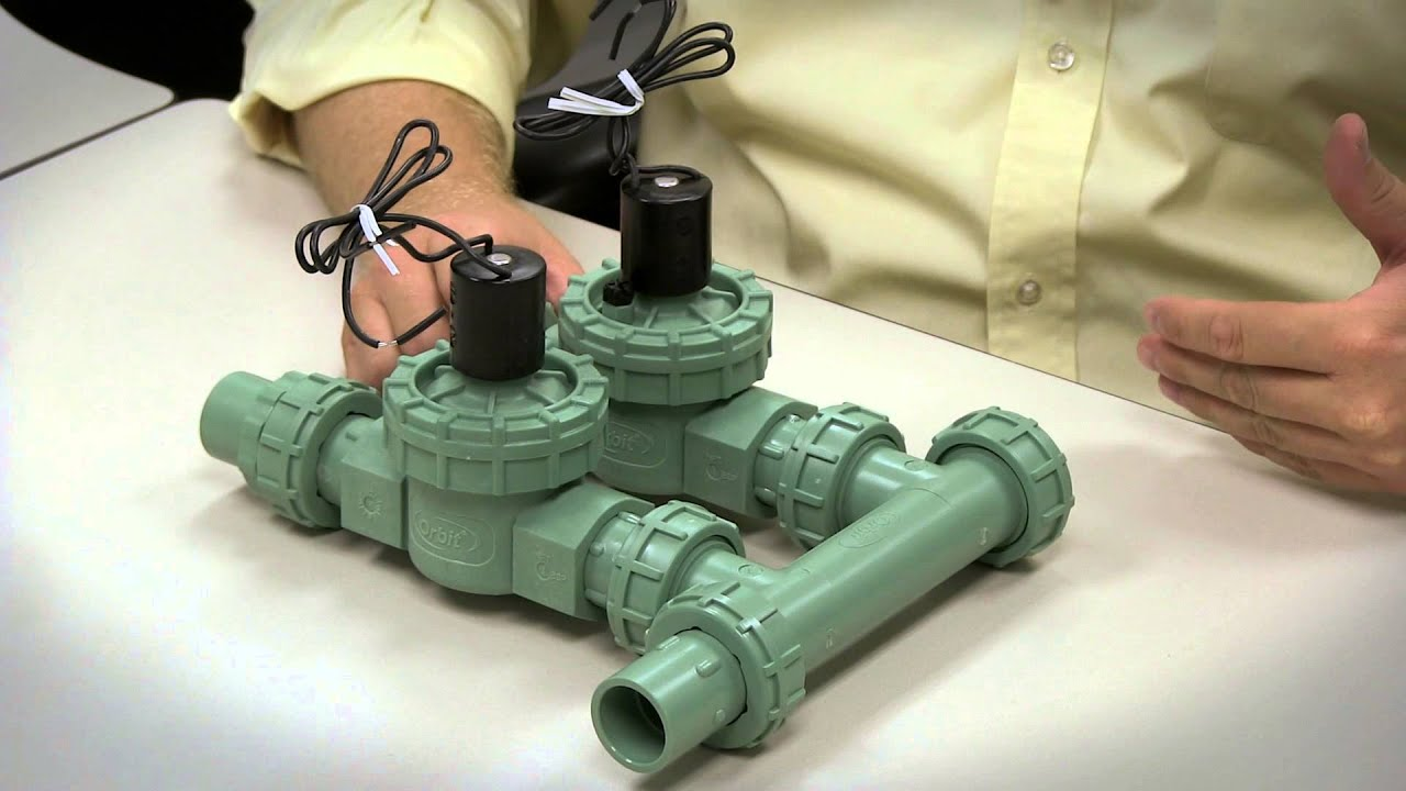 Introducing The Preassembled Sprinkler Valve Manifold Youtube