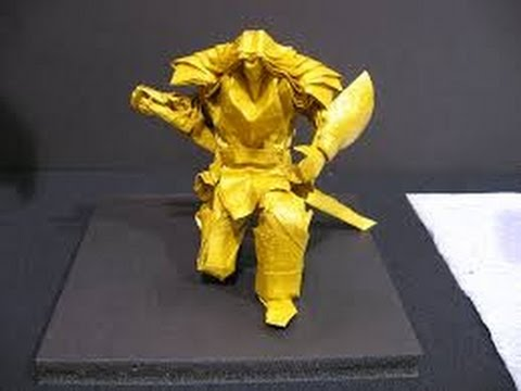 Origami Swordsman Walkthrough