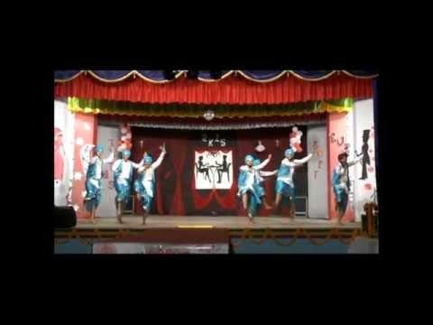 TIT&S COLLEGE BHIWANI, RUBAROO 2K15 (Sher A Punjab Dance Group)