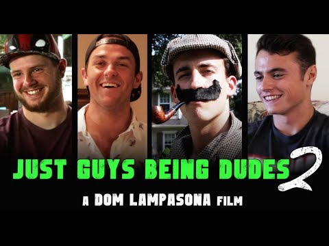 JUST GUYS BEING DUDES 2 | Comedy Film
