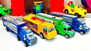 Camión Transportador - Carritos para Niños - Trenes Infantiles