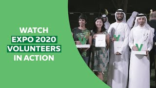 Expo 2020 Volunteers Annual Celebration - الاحتفال السنوي للمتطوعين في إكسبو 2020 دبي