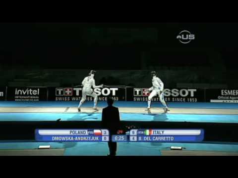 Italian women become World Champions - from Universal Sports