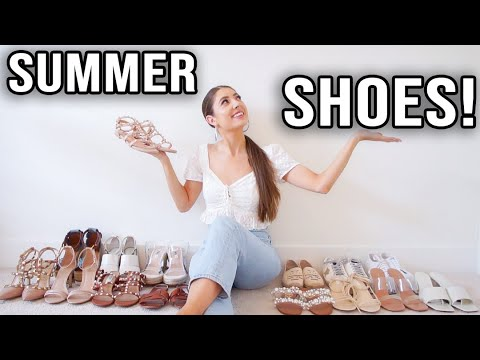 MUST HAVE SHOES FOR SUMMER *..I have a problem! 😅*