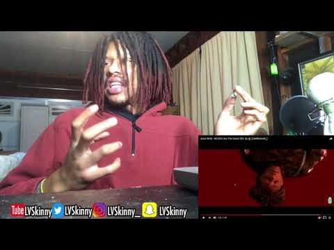 Juice Wrld - All Girls Are The Same (Reaction Video)